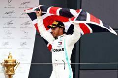 Гран-при Великобритании: невероятный прорыв Квята и рекорд Хэмилтона