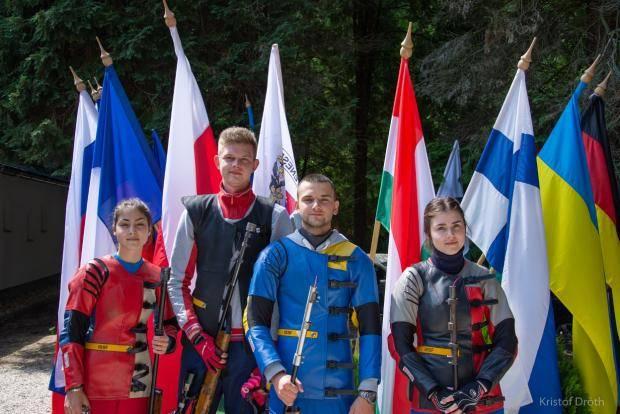 Красноярские спортсмены завоевали серебро на первенстве Европы по пулевой стрельбе