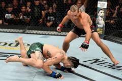 40-летний Фейбер вернулся с триумфом. Главные моменты турнира UFC в Сакраменто (видео)