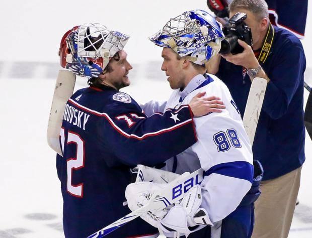 Боб и Василевский – лучшие вратари планеты. Так решила НХЛ