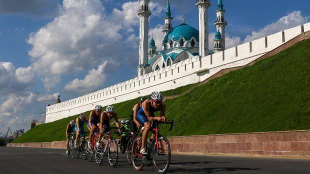 В Казани пройдет чемпионат Европы по триатлону на дистанции спринт