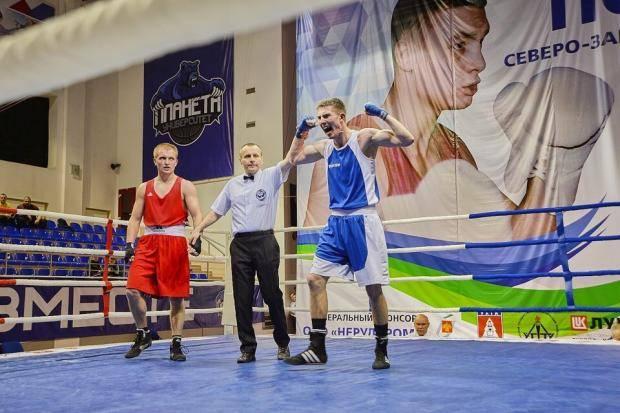 В День бокса пройдет матчевая встреча Челябинск – Россия
