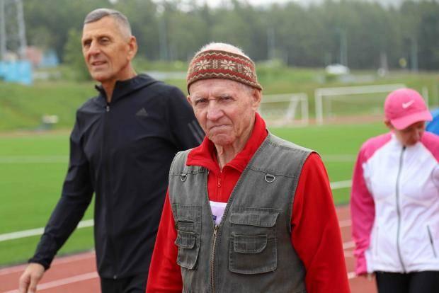 Сахалинское первенство по лёгкой атлетике среди ветеранов собрало рекордное количество участников