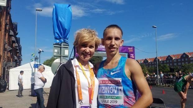 Василий Мизинов – победитель первенства Европы по легкой атлетике