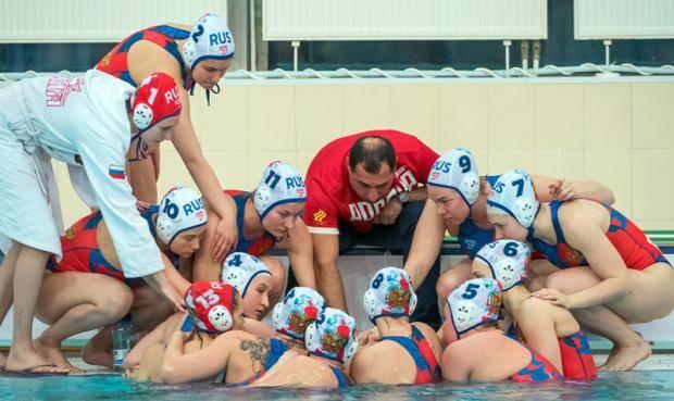 Матч-анекдот. Россия обыграла Корею в водное поло со счетом 30:1
