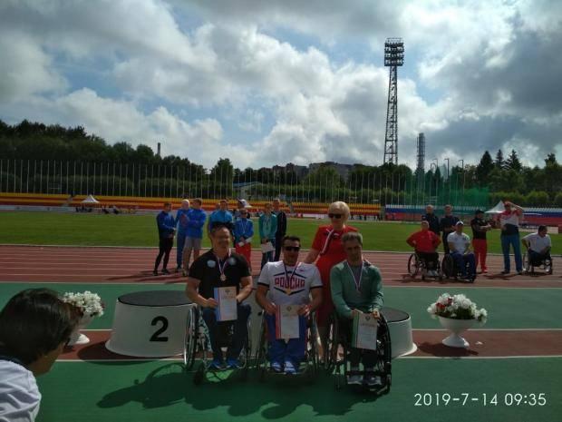 Сахалинец Михаил Тутенько успешно выступил на всероссийских соревнованиях