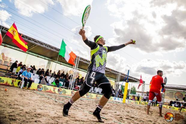 В Санкт-Петербурге завершился турнир по пляжному теннису «SPb Beach Tennis Cup»