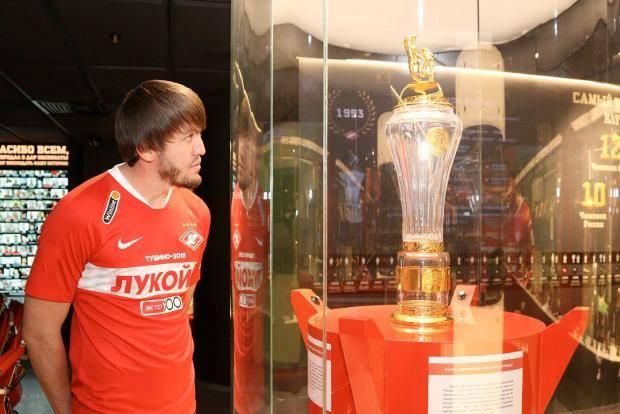 Резиуан Мирзов: В прошлом сезоне прибавил в уверенности играть в атакующий футбол