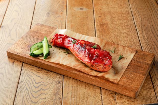 В ресторанах «Ёрш» – новое летнее гриль-меню