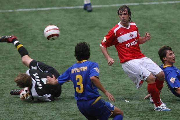 Помните сумасшедший гол Кавенаги? 8 самых крутых матчей между «Ростовом» и «Спартаком»