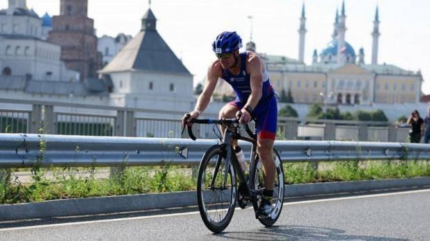В Казани на время проведения чемпионата Европы по триатлону ограничат движение транспорта