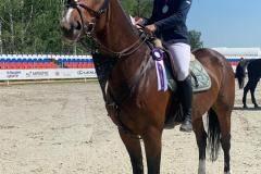 Омские всадники вновь «допрыгнули» до медалей