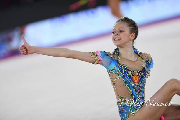 Анастасия Симакова и Дана Семиренко – победительницы первого в истории юниорского чемпионата мира