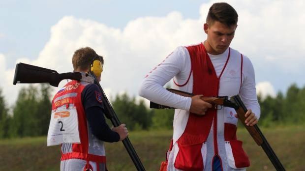 Татарстанские стендовики завоевали 3 медали в очередной день чемпионата России