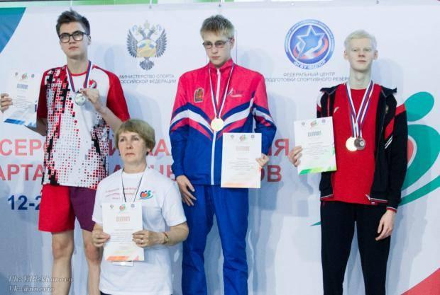 Спортсмены Красноярского края выиграли 42 медали на Спартакиаде инвалидов