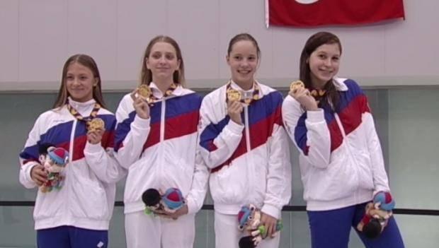 Европейский юношеский Олимпийский фестиваль: у новосибирцев пока три медали