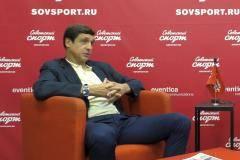 Валерий Каменский: Знарок способен выстрелить, как с ХК МВД