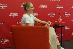 Светлана Ромашина: Хотела отобраться на Олимпиаду в парусном спорте