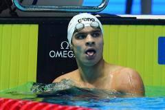 Рылов выиграл золото чемпионата мира на дистанции 200 метров на спине
