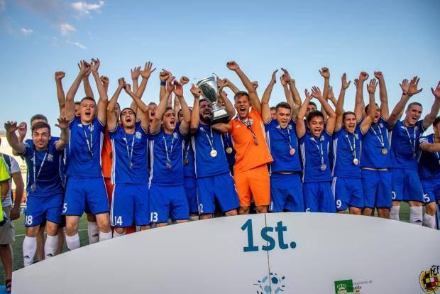 КубГУ (Краснодар) – чемпион Европы среди студентов!