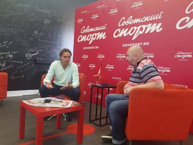 Сергей Юран: «Спартак» должен был отдать свои зарплаты «Тамбову»