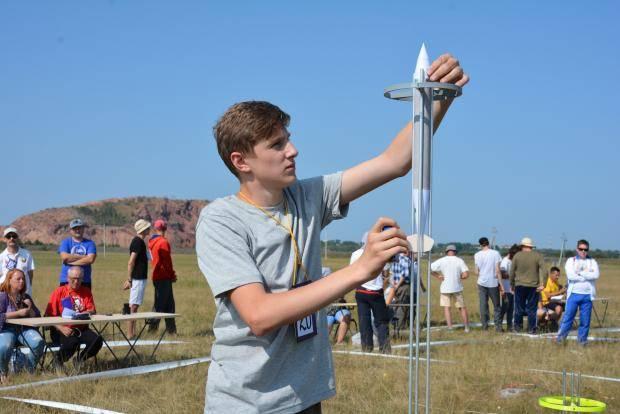 В Челябинской области подвели итоги этапа Кубка мира по ракетомодельному спорту