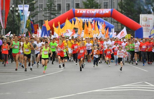 В Омске в 30-й раз пройдет Сибирский международный марафон
