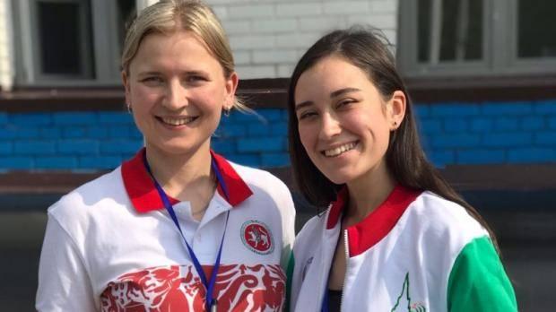 Хабибуллина завоевала бронзу в соревнованиях по пулевой стрельбе Спартакиады