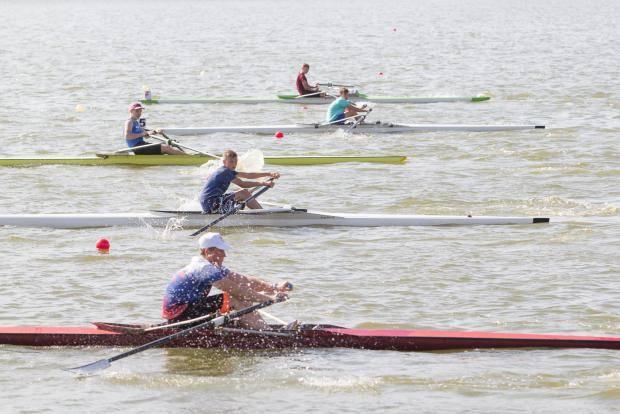 Калужские гребцы завоевали половину Кубков прославленного олимпийца