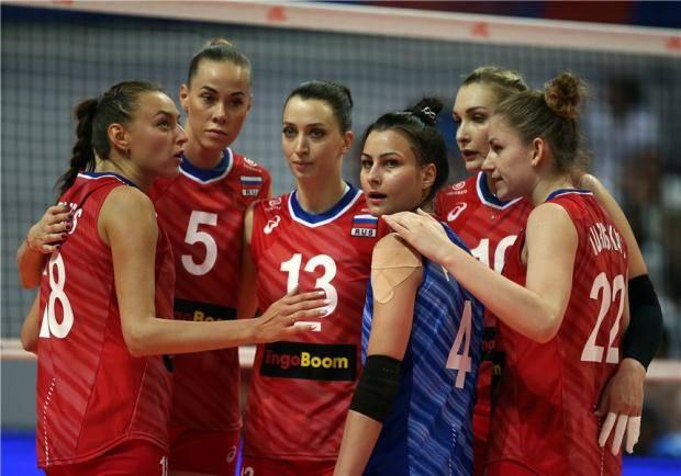 Три дня до Олимпиады. В Калининграде стартует женский квалификационный турнир