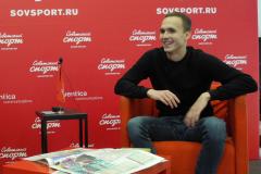 «ЦСКА – моя любовь с детства». Интервью с Антоном Чупковым