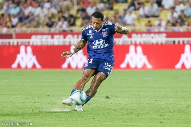 «Монако» крупно проиграл «Лиону» в первом матче нового сезона чемпионата Франции