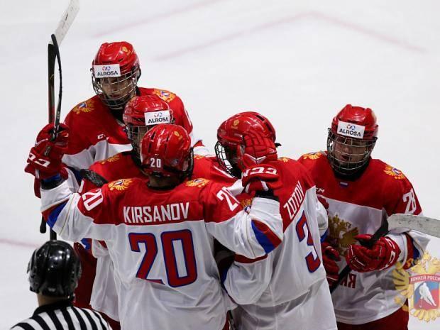 Россия выиграла Кубок Глинки в финале с Канадой. Первый трофей за 24 года