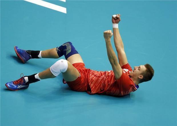 Волейбол на Олимпиаде. Вслед за женщинами отобрались и мужчины