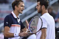 Даниил – первый. Медведев обыграл Хачанова и стал лучшим теннисистом России