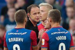 Владимир Левитин: В матче ЦСКА – «Сочи» случилось судейское ЧП