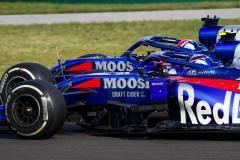 Квята опять «прокатили». «Ред Булл» повысил Албона, а не российского гонщика
