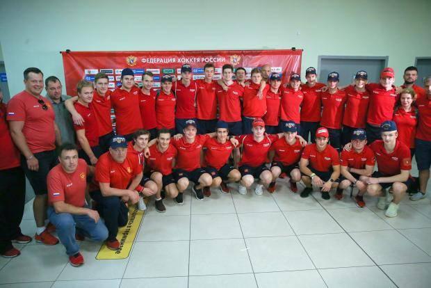 Наша сборная U-18 побеждает всех сильнейших второй раз подряд
