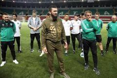 Александр Егоров: Даудов не хватал судью Сухого, а защищал