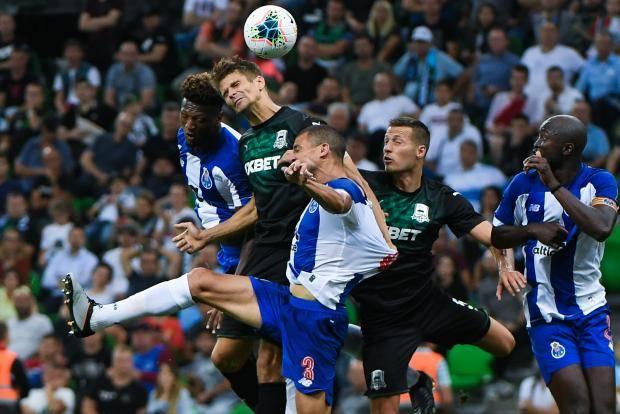 Таблица коэффициентов УЕФА: большой куш на кону в Португалии