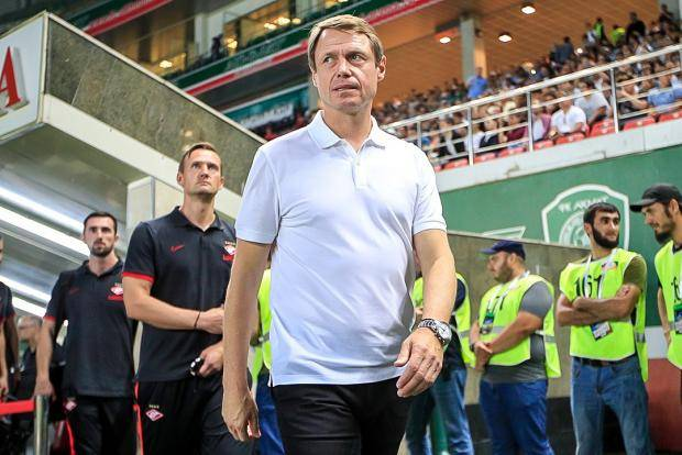 Олег Кононов: Матч «Краснодара» не смотрел