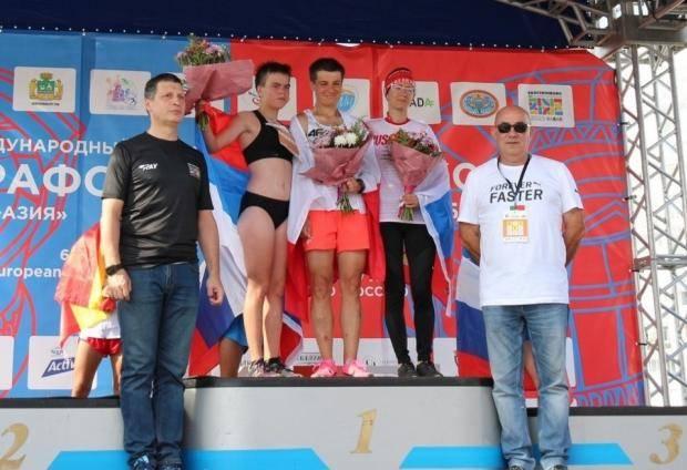 Анастасия Анисимова – призер открытого чемпионата Европы по полумарафону