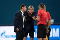 Александр Егоров: У Семака нет телефона Матюнина. И он позвонил мне