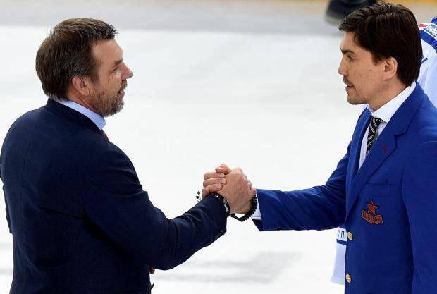 Черчесов примерил насебя роль основного тренера «Спартака»