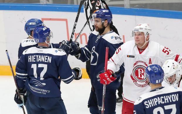 Яшкин дебютирует за «Динамо» в воскресенье