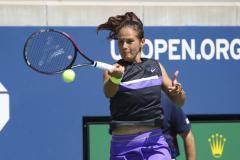 Первая – на вылет. Касаткина уже покинула US Open