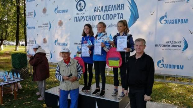 Челнинские спортсмены успешно выступили на соревнованиях по парусному спорту