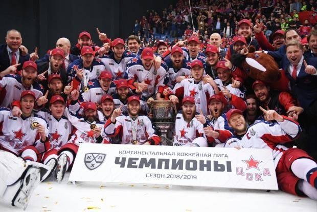 Петербург не помешает ЦСКА взять второй Кубок. Прогнозы на сезон КХЛ