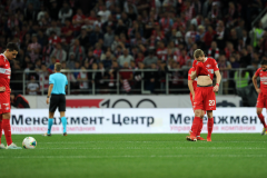 «Спартак» проиграл «Браге» и вылетел из Лиги Европы