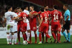 Георгий Джикия: Хочется извиниться за игру и результат перед болельщиками